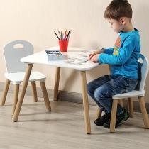 Kinder-Sitzgarnitur, weiß