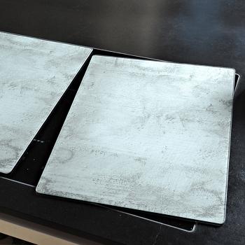 XL-Herdabdeckplatte für Kochfelder bis zu 80 cm Breite