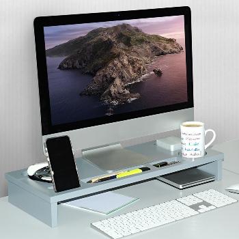 Schreibtisch-Organizer & Monitorständer