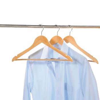 Kleiderbügel 8-er Pack / Holz FSC ®