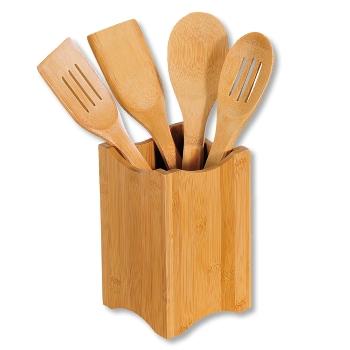 Küchenhelfer-Set, 5tlg - eckig